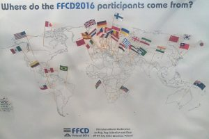 FFCD countries of participants